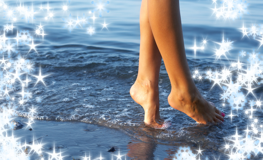 Unsere Top 5 für wunderschöne Füße